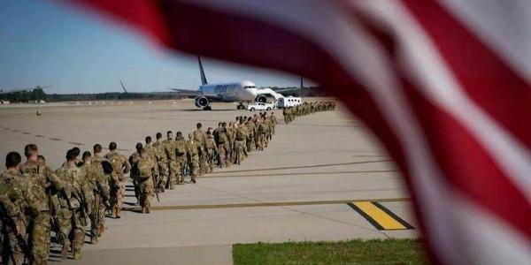 美国从阿富汗撤兵后首度与阿塔会面