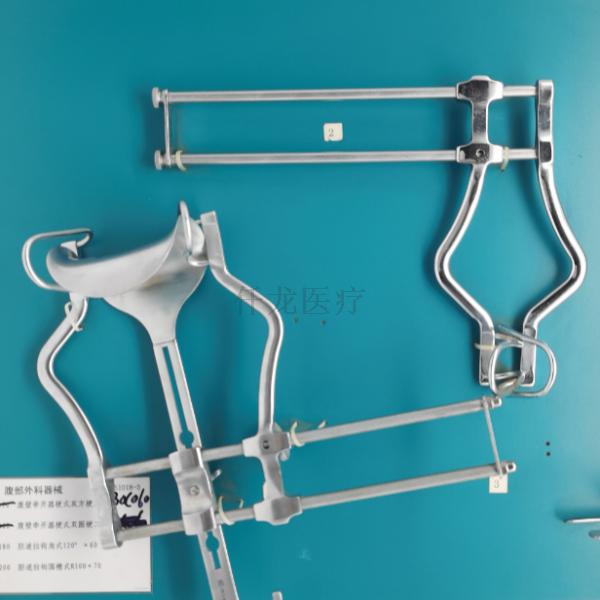 金钟腹部外科器械