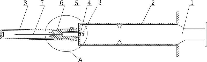 外滑套式全自动安全性注射器的技术指标分析