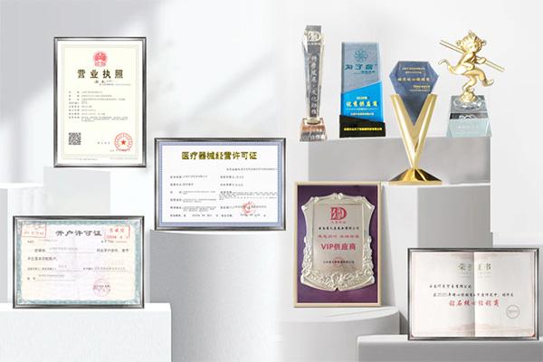云南仟龙-行业经营证书齐全