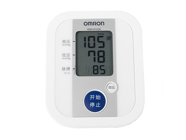 欧姆龙血压计