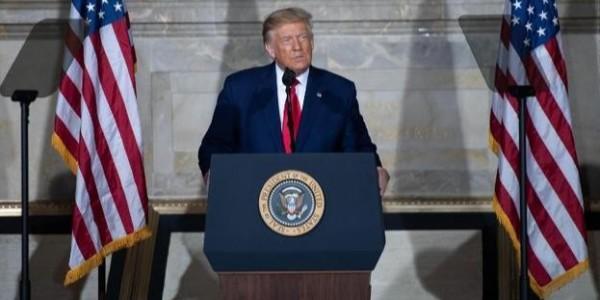 特朗普将控告米国国会