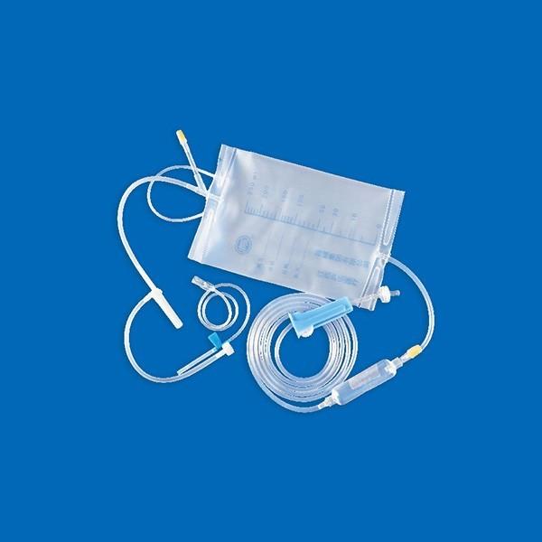 一次性使用袋式输液器 带针